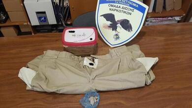 Σύλληψη 36χρονου για ηρωίνη από άντρες της Ασφάλειας Τρικάλων!