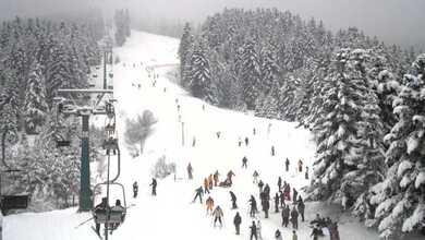 Ανοίγει το Χιονοδρομικό Κέντρο Περτουλίου