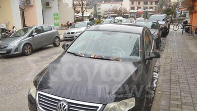 Photo of Πέταξαν αυγά στο υπηρεσιακό αυτοκίνητο Δημάρχου!!!