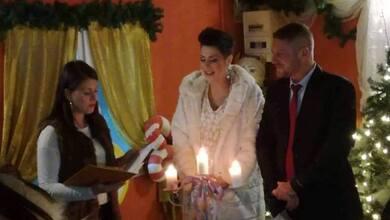 Γάμος στο παραμυθόσπιτο του Μύλου των Ξωτικών!