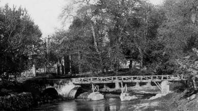 Photo of Η «τραυματισμένη» γέφυρα της «Γούρνας» | ΦΩΤΟ