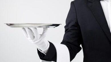 Ο γρίφος του σερβιτόρου