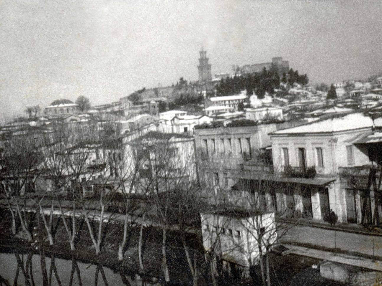 «Άσπρη μέρα» στα Τρίκαλα του 1965