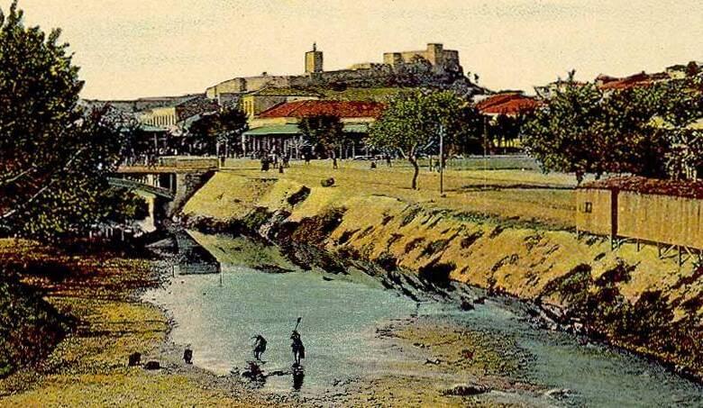 «Μπουγάδα» στα νερά του Ληθαίου