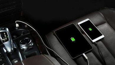 Φορτίζετε το κινητό στο αμάξι