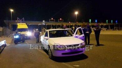 Τρόμος στην Εθνική Οδό: Οδηγούσε μεθυσμένος