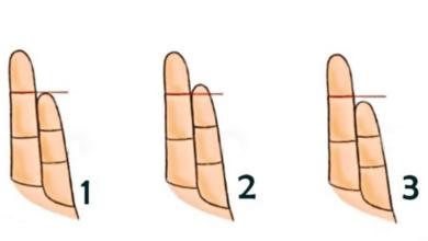 Photo of Τι αποκαλύπτει το μικρό σου δάχτυλο για το χαρακτήρα σου;