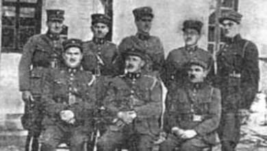 Διαταγή Υπονωματάρχη στη Ματαράγκα της Καρδίτσας το 1907
