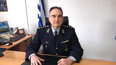 Ανέλαβε Αστυνομικός Διευθυντής Γρεβενών ο Τρικαλινός Χρήστος Ζαμπούρας