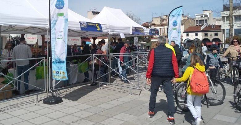 Με ρεκόρ συμμετοχών ο 12ος ημιμαραθώνιος Καλαμπάκα-Τρίκαλα