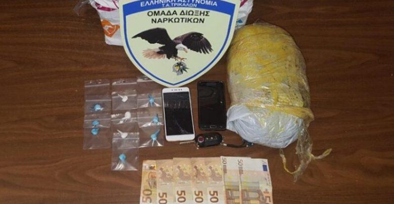 Τρικαλινοί έστειλαν κοκαΐνη σε «πελάτη» με courier!!!