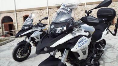 Νέες μοτοσικλέτες στη Δημοτική Αστυνομία Τρικκαίων
