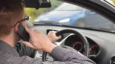 Εκατοντάδες κλήσεις σε οδηγούς που μιλούσαν στο κινητό