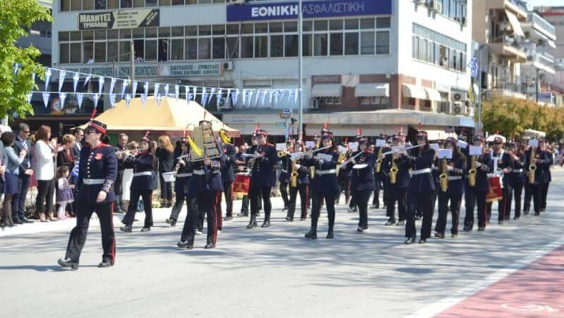 Τα Τρίκαλα τίμησαν την επέτειο της 25ης Μαρτίου