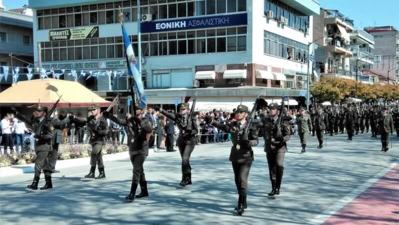 ΣΜΥ - Τα Τρίκαλα τίμησαν την επέτειο της 25ης Μαρτίου