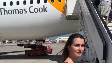 «Σκεπάσου ή κατέβα από το αεροπλάνο» είπε αεροπορική σε 21χρονη Βρετανίδα