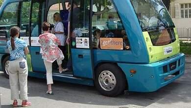 Νέα εξελιγμένη γενιά λεωφορείων χωρίς οδηγό στα Τρίκαλα