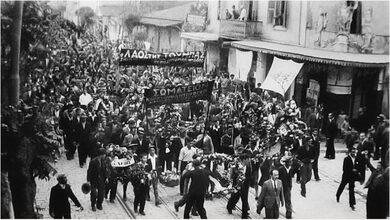 Photo of Τι γιορτάζουμε την Πρωτομαγιά και πώς καθιερώθηκε ο όρος «εργατική»