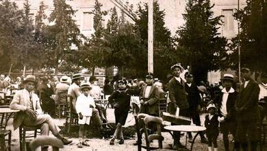 Photo of Η πλατεία Ρήγα Φεραίου στα 1930