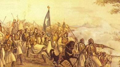 Η νικηφόρα επανάσταση του 1854 στην Θεσσαλία με το άδοξο τέλος