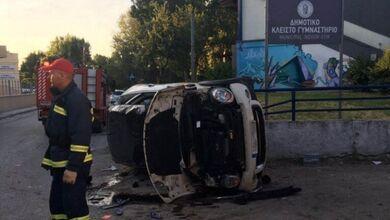 Photo of Άγιο είχε οδηγός στα Τρίκαλα!