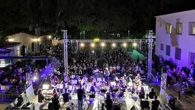 Φανταστική βραδιά με τηΣυμφωνική Ορχήστρα Νέων Τρικάλων