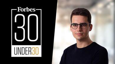 Ο Τρικαλινός Βαγγέλης Καραθάνος στη λίστα Forbes με τα 30 πιο επιτυχημένα άτομα