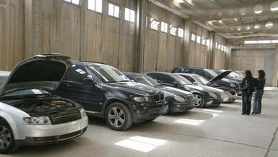 Στο «σφυρί» δεκάδες αυτοκίνητα από 300 ευρώ