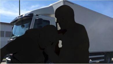 Οδηγός φορτηγού ξυλοκόπησε γυναίκα εφοριακό