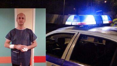 Λαρισαίος αστυνομικός εκτός υπηρεσίας δέχτηκε μαχαιριές αλλά έσωσε μια οικογένεια από το δράμα