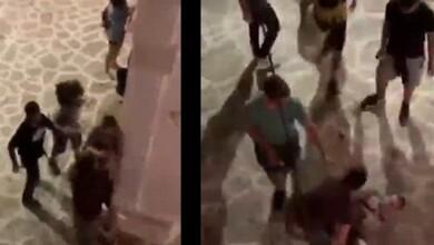 Αγριος ξυλοδαρμός τουρίστα από αστυνομικό στην Αντίπαρο