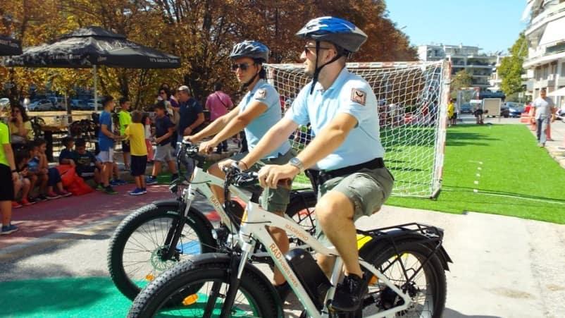 Ηλεκτροκίνητα ποδήλατα στις υπηρεσίες του Δήμου Τρικκαίων 1