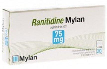 RANITIDINE/MYLAN
