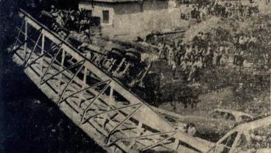 Photo of Η γέφυρα Τρικκαίογλου – 32 τόνοι φορτίου πάνω σε γέφυρα 8 τόνων!