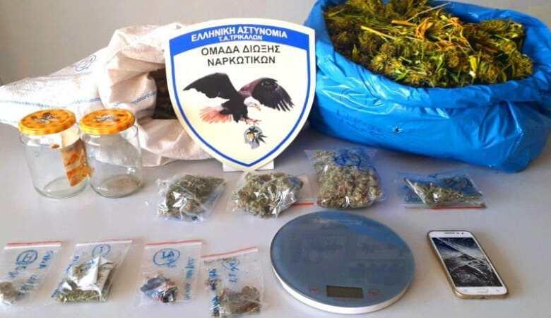 Συνελήφθη 36χρονος κατηγορούμενος για παράβαση του νόμου περί ναρκωτικών ουσιών