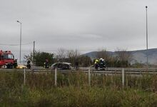 Photo of Στις φλόγες αυτοκίνητο στην Τρικάλων-Λάρισας