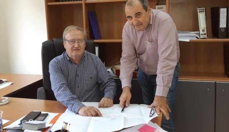 Ξεκινούν τα έργα για τον βιολογικό στο Καλονέρι