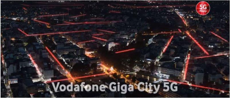 Το σποτ της Vodafone για το 5G με πλάνα αποκλειστικά από τα Τρίκαλα 1