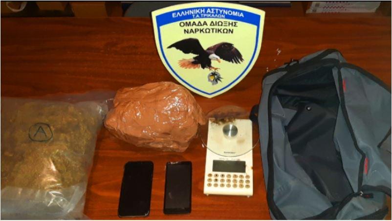 Συλλήψεις για φθορά ξένης ιδιοκτησίας και ναρκωτικά 1