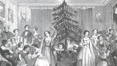Photo of Η ιστορία για το πρώτο χριστουγεννιάτικο δέντρο στην Ελλάδα