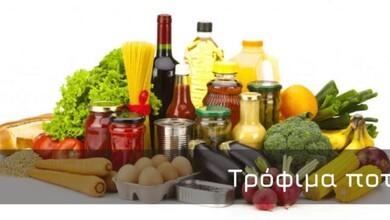 Photo of Τρόφιμα – Ποτά