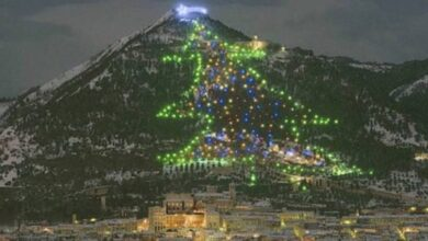 Photo of Το μεγαλύτερο χριστουγεννιάτικο δέντρο σύμφωνα με το ρεκόρ Γκίνες