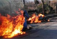 Photo of Φωτιές σε κάδους απορριμμάτων στα Τρίκαλα από στάχτες τζακιών