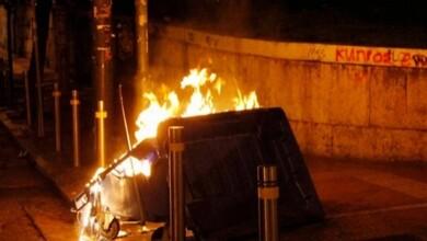 Photo of Νέο περιστατικό με κάδο απορριμμάτων να «τυλίγεται» στις φλόγες!