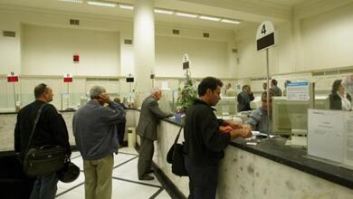 Photo of Τέλος τα γκισέ στις τράπεζες – Συναλλαγές μόνο πάνω από 400 ευρώ
