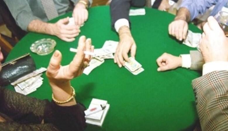 Συλλήψεις για παράνομη χαρτοπαιξία στην Καλαμπάκα