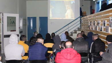 Photo of Το σχολείο φυλακών ξεναγείται στο μουσείο Ακροπόλεως