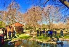 Photo of Ο Αγιασμός των υδάτων στο πάρκο του Αϊ Γιώργη