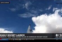 Photo of Εκτοξεύθηκε με αυτοσχέδιο πύραυλο για να δει αν η Γη είναι επίπεδη και σκοτώθηκε | BINTEO