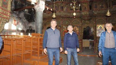 Photo of Ξεκινούν τα έργα αναστήλωσης στον Ιερό Ναό Αγίας Παρασκευής Φλαμουλίου